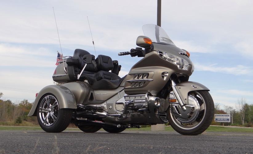 2003 Honda GL 1800 - Voyager Classic Trike Kit