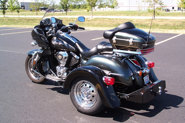 Trike Kit for Kawasaki Vulcan