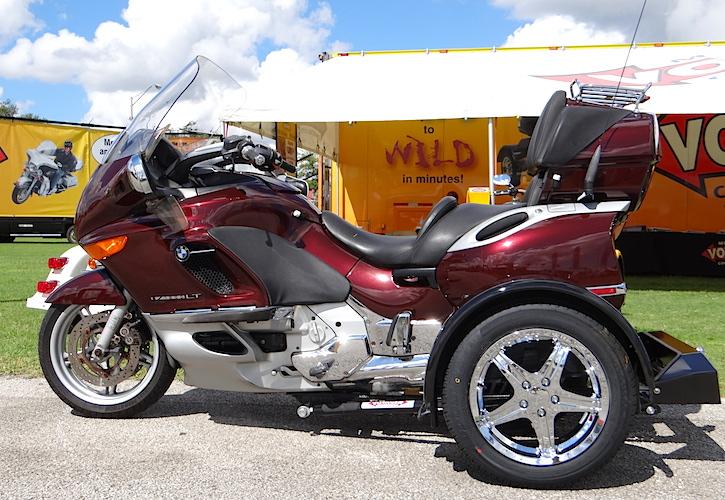 BMW Trike Kit