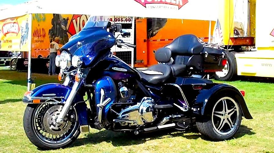 Harley-Davidson Dresser Custom