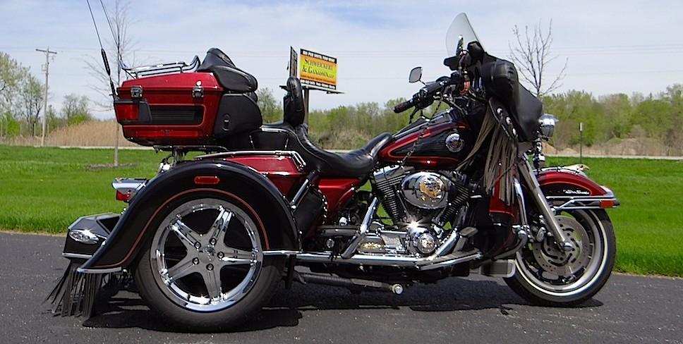 Harley-Davidson Dresser