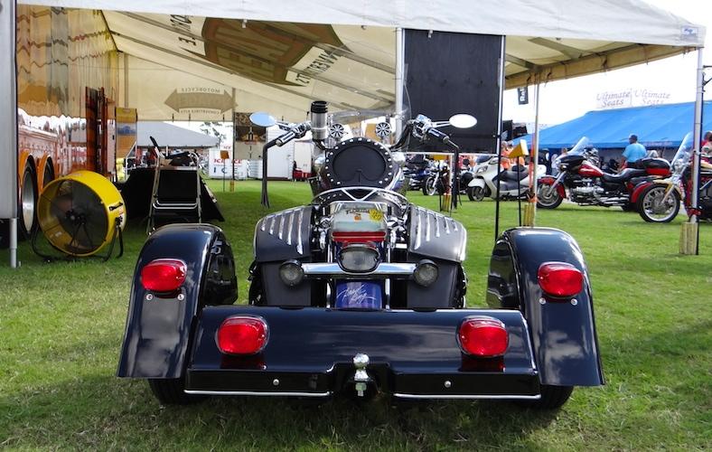 Harley Trike Kit