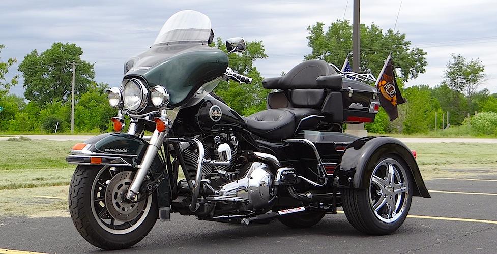 Harley-Davidson UltraClassic ElectraGlide