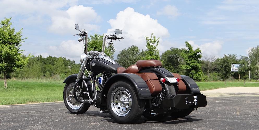 Harley-Davidson Dyna Wide Glide - Voyager Standard Trike Kit 2