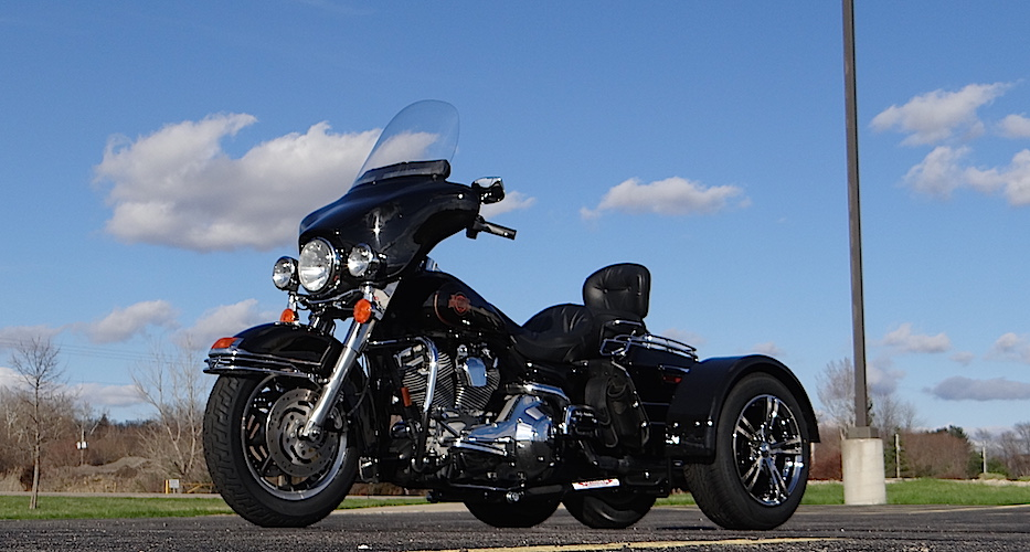 Harley-Davidson FLH - Voyager Standard Trike Kit 1