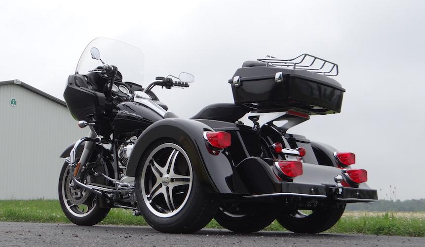 Harley-Davidson Road Glide - Voyager Classic Trike Kit