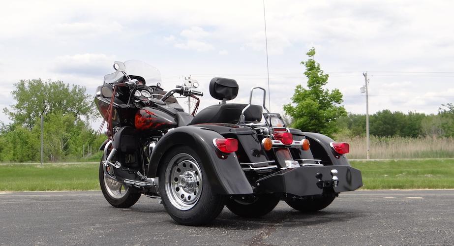 Harley-Davidson Road Glide - Voyager Custom Trike Kit 1