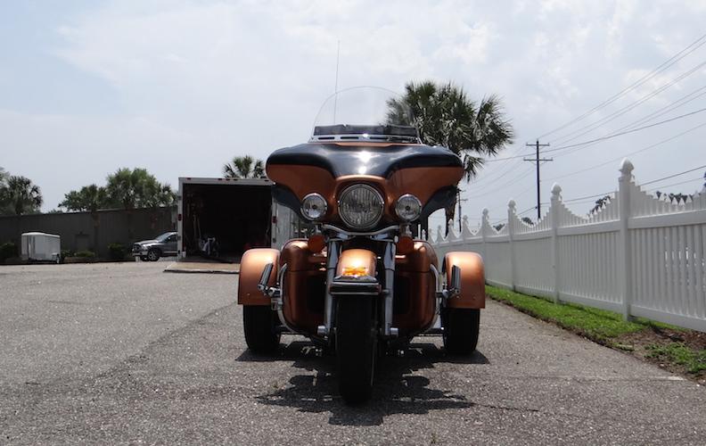 Harley-Davidson Ultra Classic - Voyager Classic Trike Kit