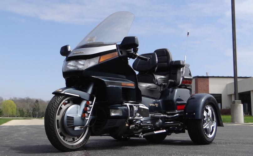 Honda GL 1500 - Voyager Classic Motorcycle Trike Kit