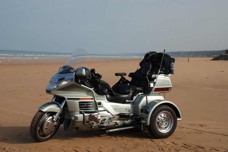 Honda GL 1500 (Omaha Beach)