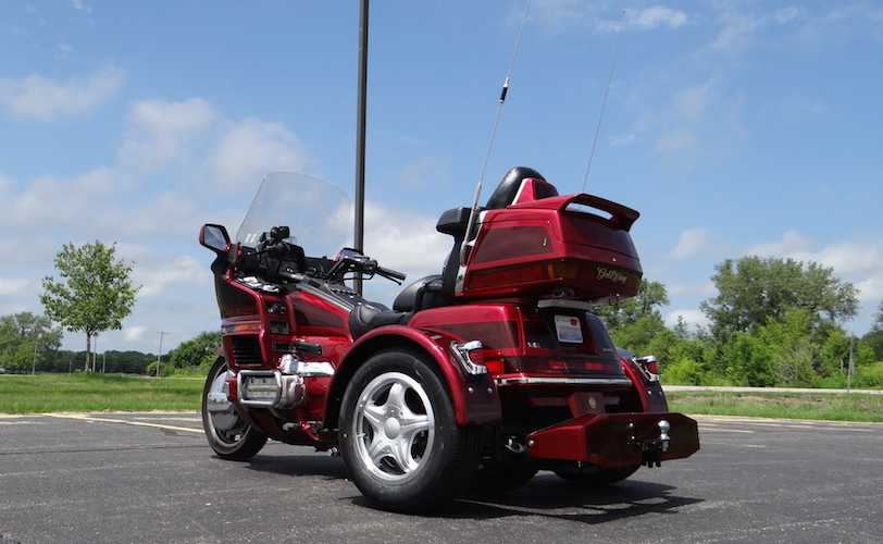 Honda GL 1500 - Voyager Standard Trike Kit