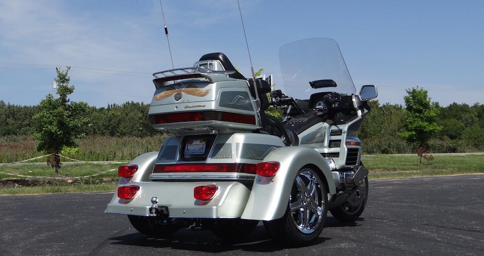 Honda GL1500 - Voyager Classic Motorcycle Trike Kit