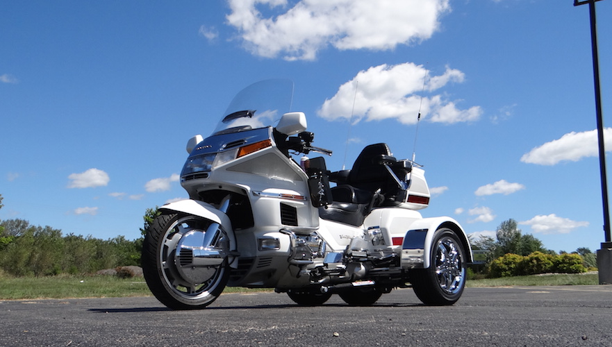 Honda GL1500 - Voyager Standard Motorcycle Trike Kit