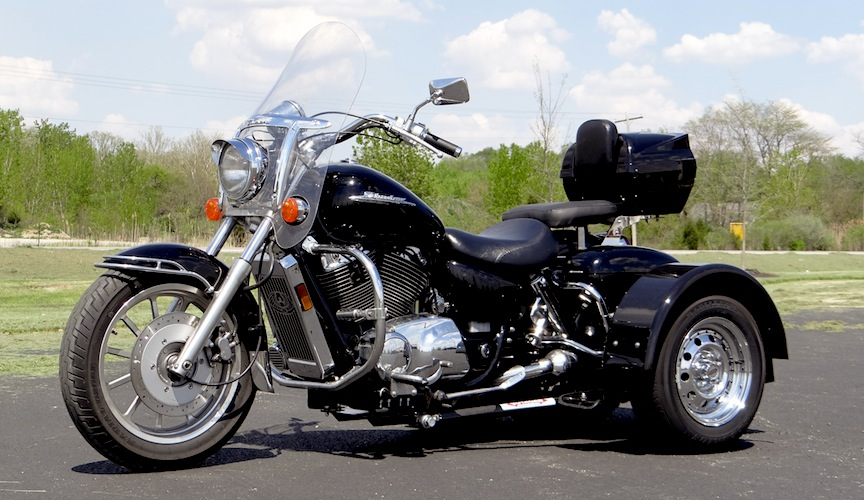 Honda Shadow Ace 1100