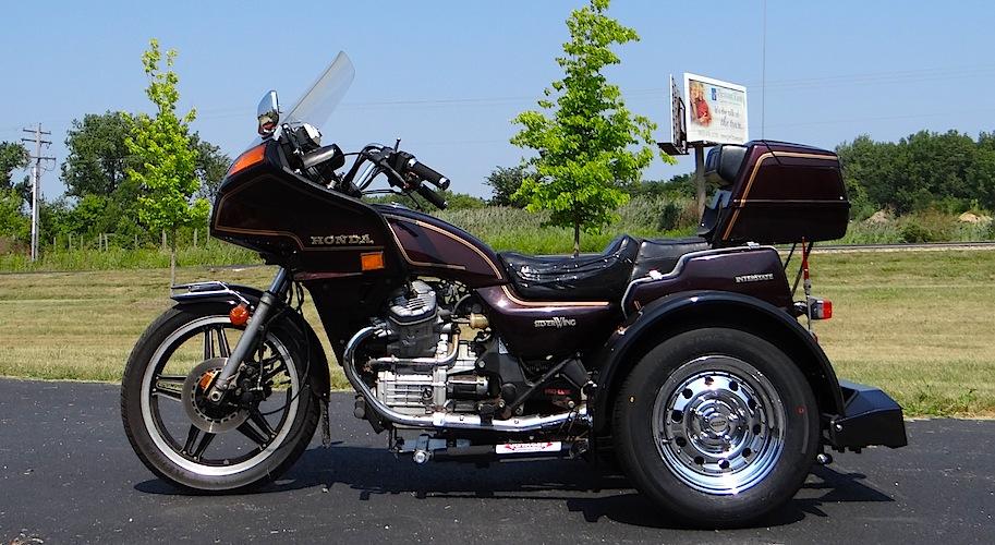 Honda Silverwing 500