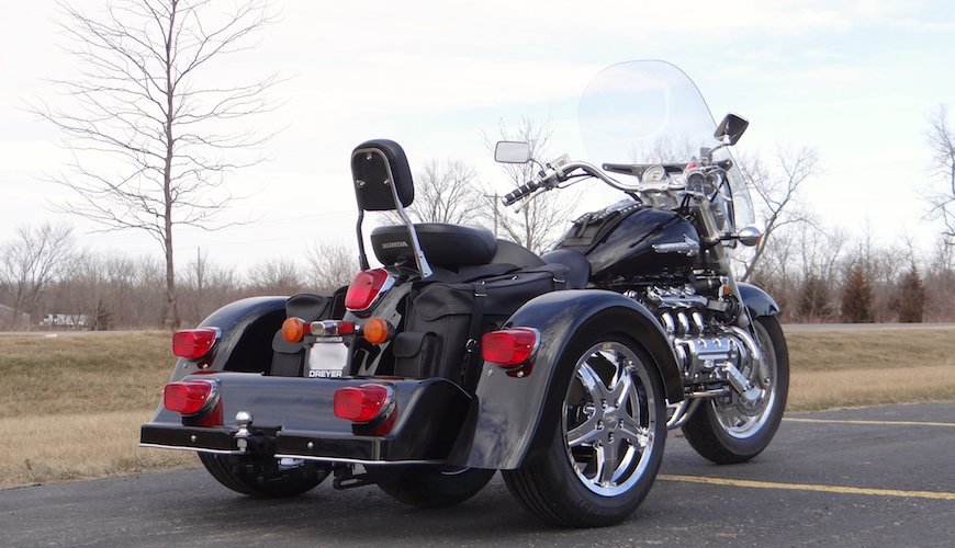Honda Valkyrie - Voyager Classic Motorcycle Trike Kit
