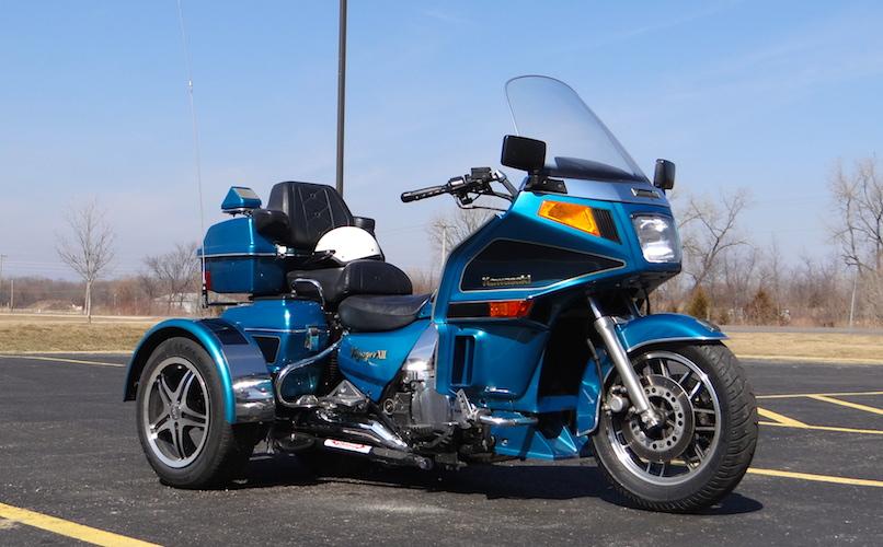 Kawasaki Trike Kits | MTC Voyager