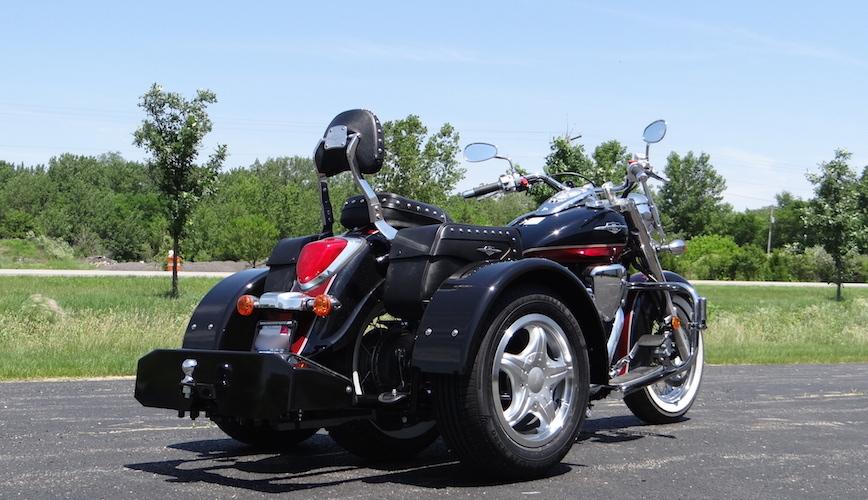 Suzuki Boulevard C50T - Voyager Standard Trike Kit