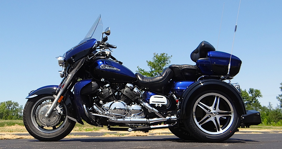 Yamaha Royal Star Venture - Voyager Custom Motorcycle Trike Kit