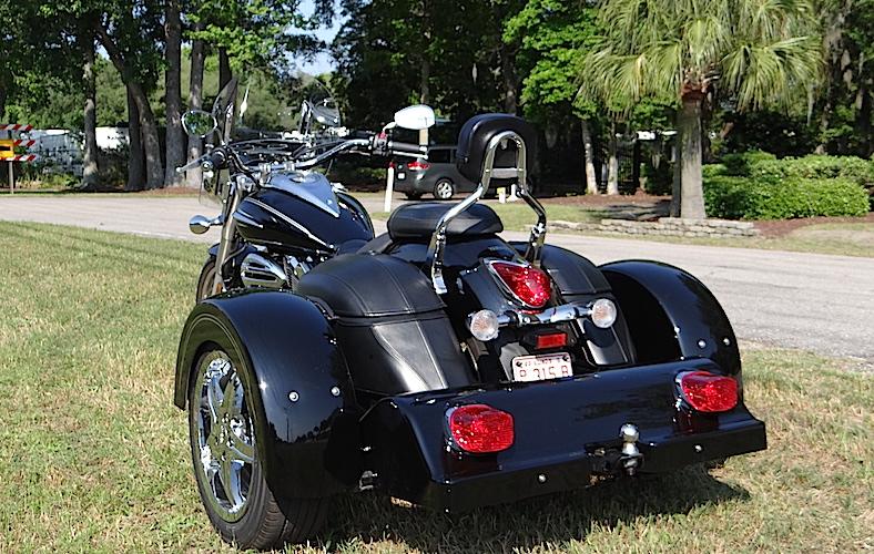 Yamaha V-Star 950 - Voyager Classic Trike Kit