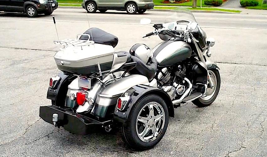 yamaha trike kits mtc voyager yamaha venture yamaha v star 950 voyager classic trike kit