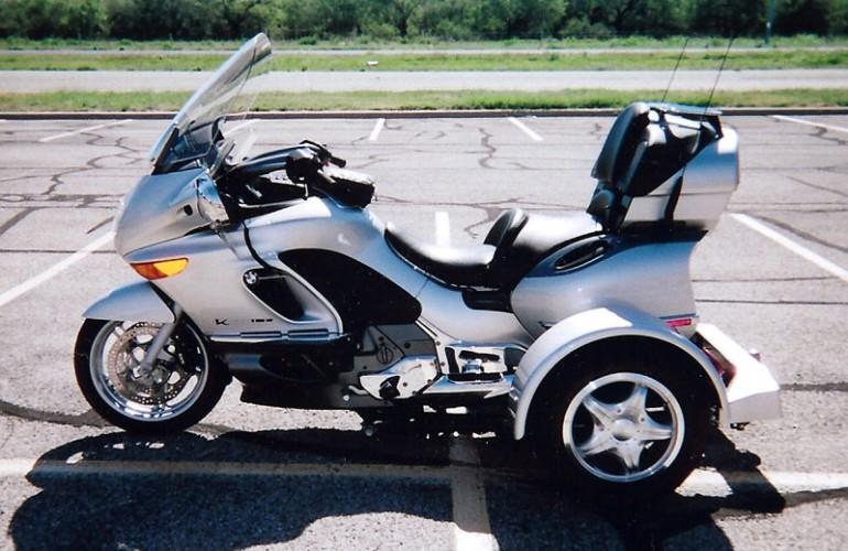 Bmw Trike Kits Mtc Voyager