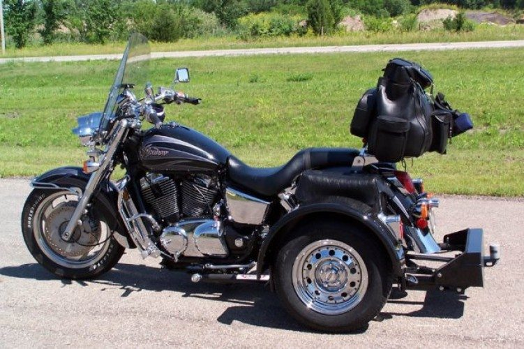 Honda Shadow Sabre 1100