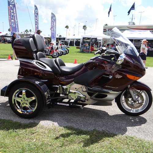 BMW K1200LT 15 in Chrome Black Maroon Bike 11 copy