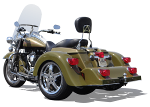 H-D Road King Olive Green 15 in