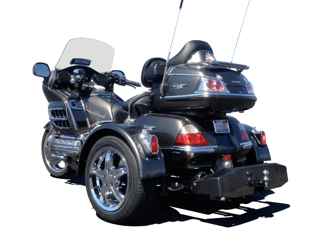 Honda GL 1800 Charcoal Standard