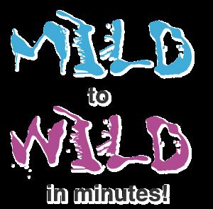 Mild to Wild Transparent