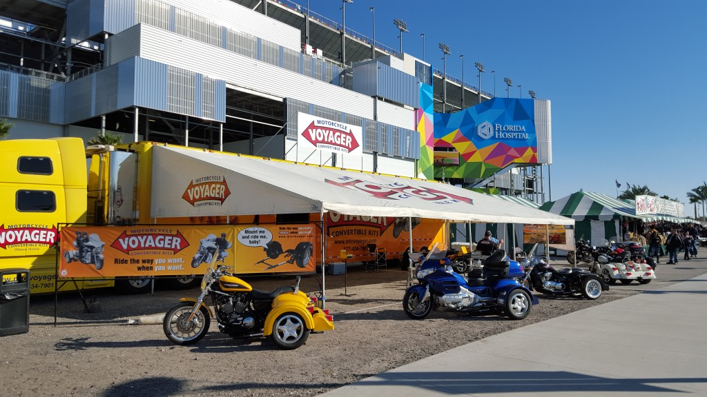 Voyager Daytona Bike Week 2016 Location Picture
