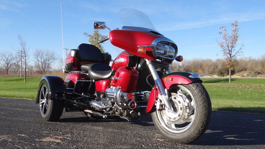 Honda Valkyrie - Voyager Classic Motorcycle Trike Kit