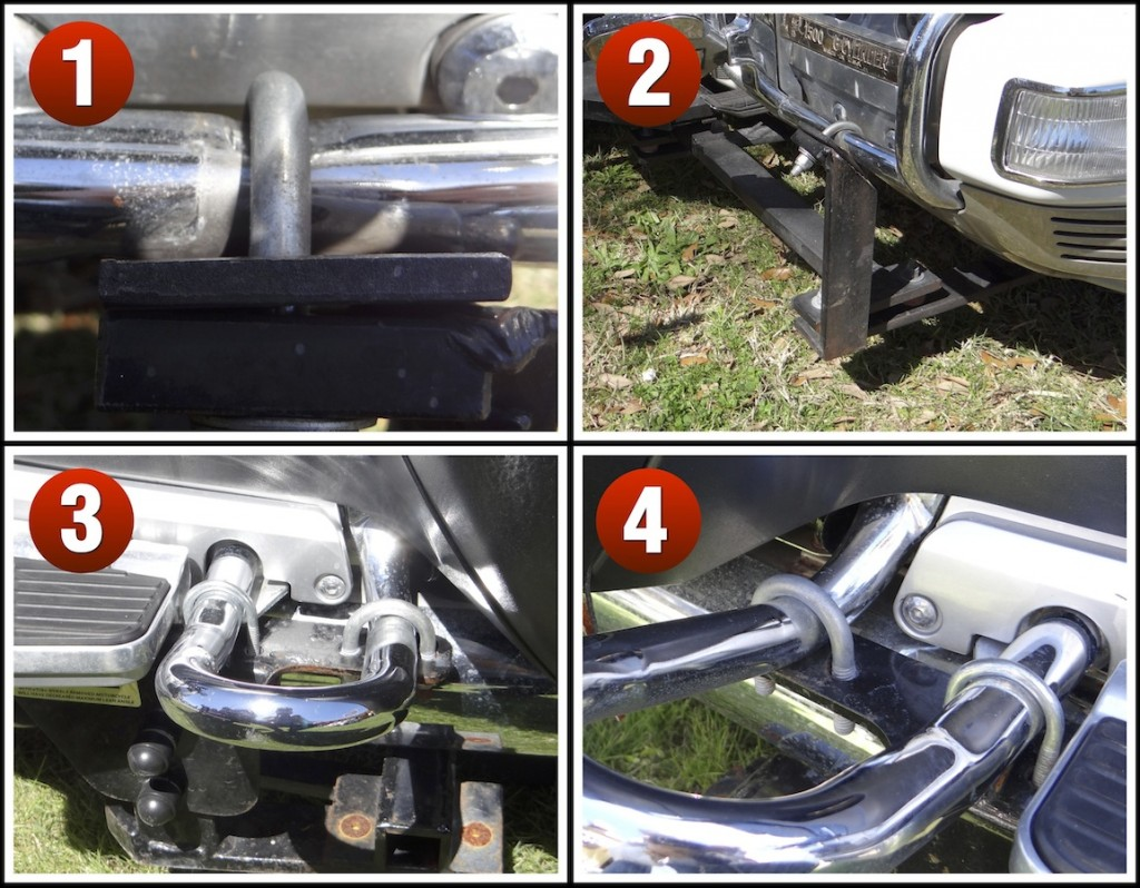 Images of Richland Roadster Tow-Pac E-Trike Attachments