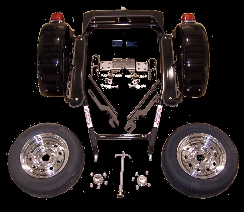 Custom Frame Hardware & Parts