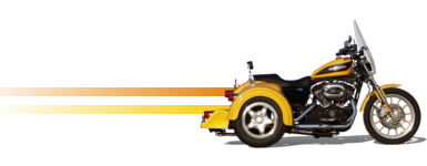 Harley Convertible Trike Kit