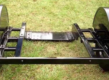 cheap diy trike kit